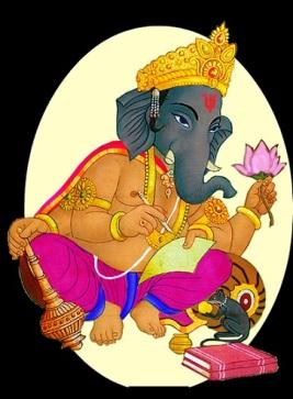 ganesha in india