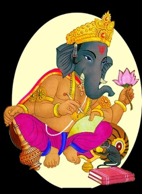 ganesha in india