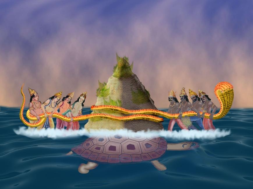 Samudra Mandhan