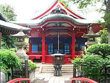 Benzantine shrine