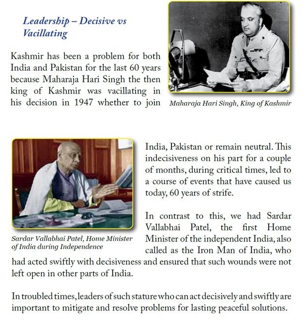 Sardar Vallaha Patel