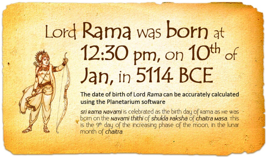 5 Rama's Birth