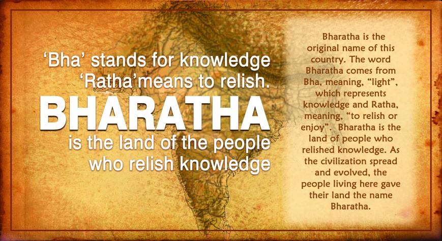 1 Bharatha
