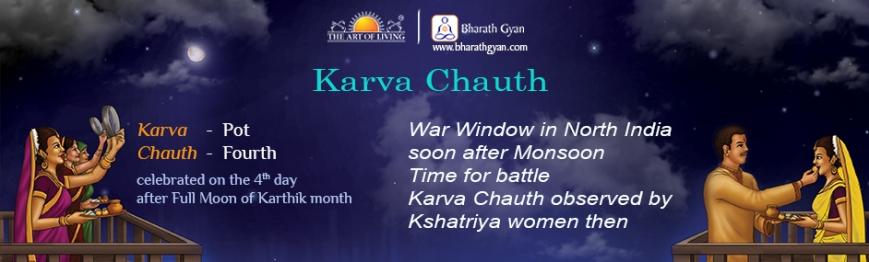Karva Chauth Banner