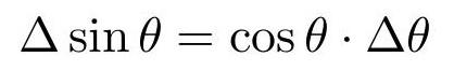 sine_differential
