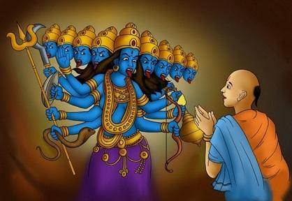 Krishnadevaraya Coronation 10
