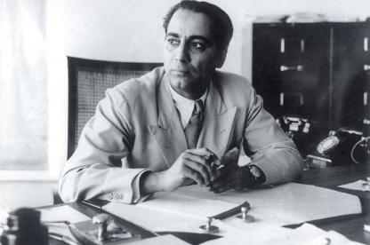 Homi Jehangir Bhabha 1