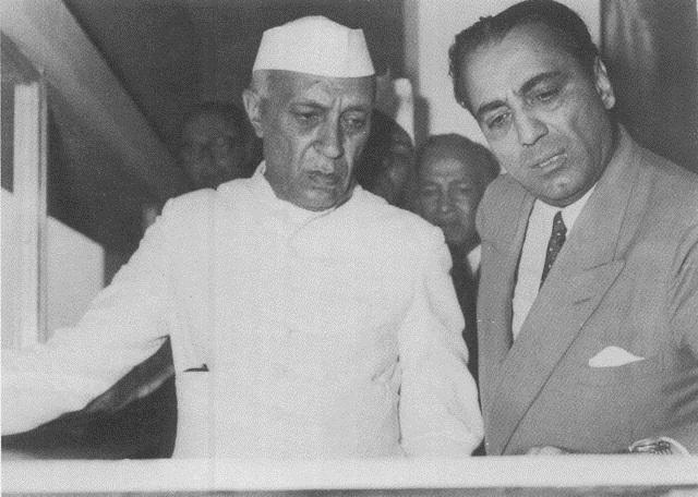 Homi Jehangir Bhabha 3