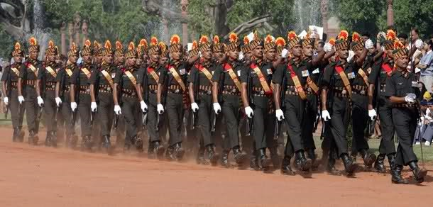 Infantry Martyrs Day 1