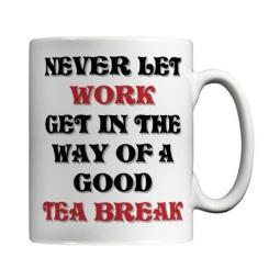 Tea Day 6