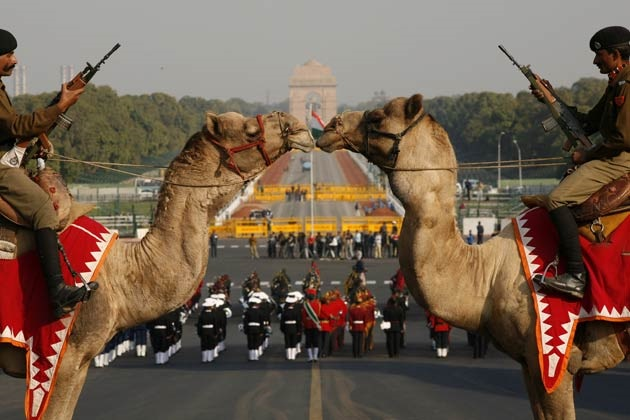 Beating the Retreat 1