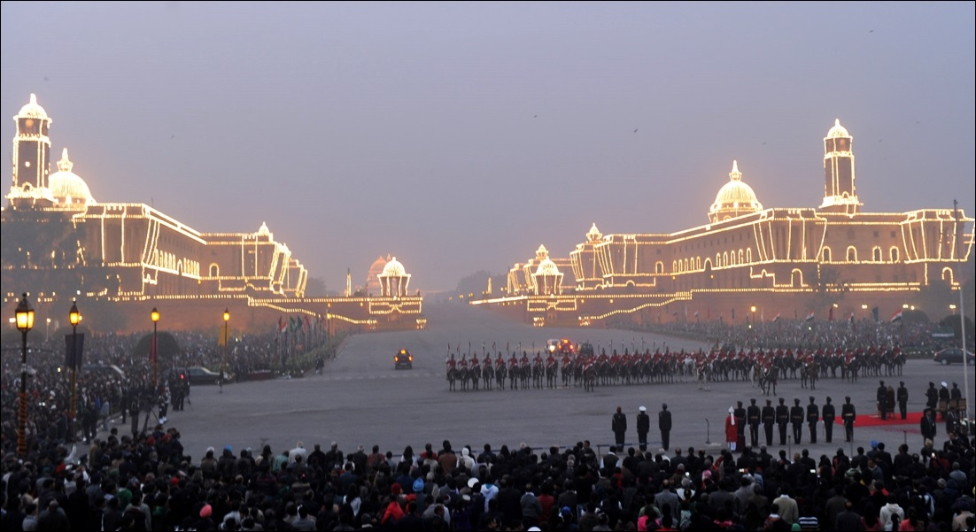 Beating the Retreat 2